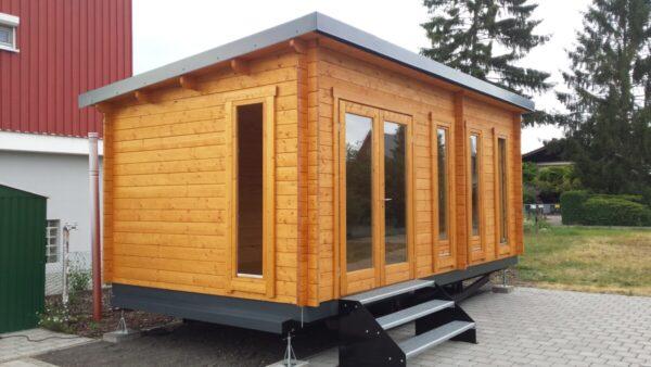 Gartenhaus Liam 16m2 3 x 6 m 44mm