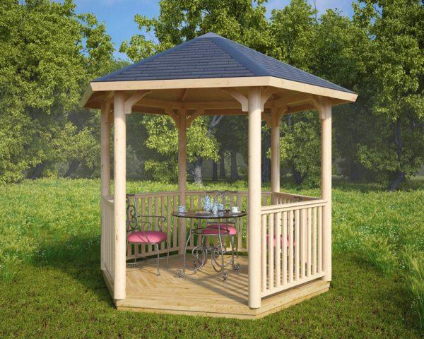 Gartenpavillon Elizabeth S