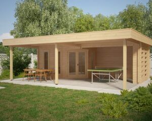 Gartenhaus Paradies B