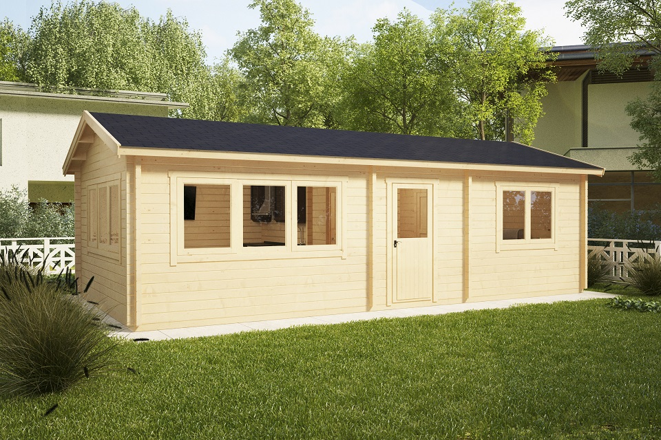 Blockhaus Hansa Holiday H