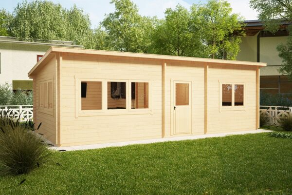 Blockhaus Hansa Holiday J
