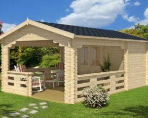 Gartenhaus Vera