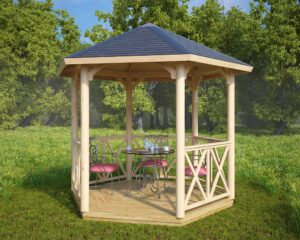 Gartenpavillon Lotte S