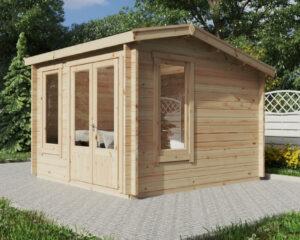 """Gartenhaus aus Holz """"Mini-Gartenbüro 1"""""""