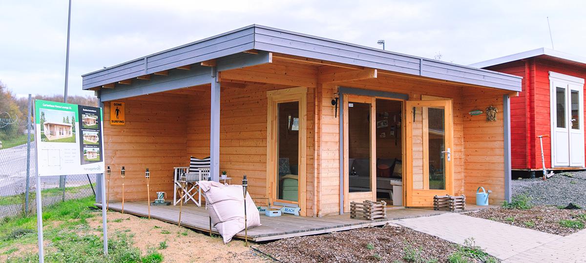 Ein Gartenhaus kaufen in 5 einfachen Schritten