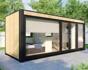 Garten Büro V3